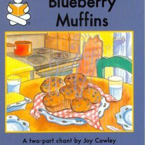 Blueberry Muffins 藍莓鬆塔