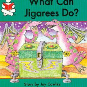 What can Jigarees do? Jigarees可以做什麼?