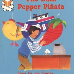 Chili Pepper Pinata  馬可的辣椒皮那塔