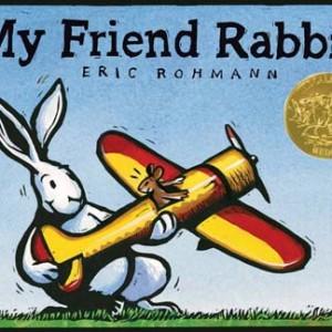 My Friend Rabbit 我的兔子朋友