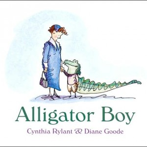 Alligator Boy 鈍吻鱷男孩