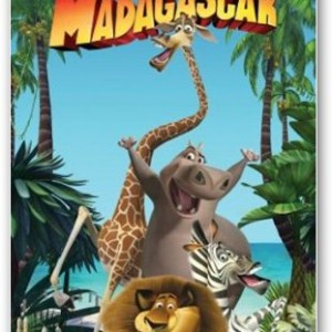 Madagascar(Book+CD) 馬達加斯加(附CD)