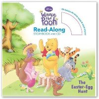 Winnie the Pooh: The Easter Egg Hunt Read-Along St