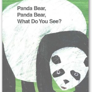Panda Bear, Panda Bear, What Do You See?貓熊, 貓熊, 你看