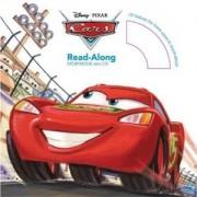 Cars  (Book+ CD ) 迪士尼系列:汽車總動員有聲繪本