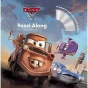 Cars 2  (Book+ CD ) 迪士尼系列:汽車總動員2有聲繪本