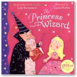 The Princess and the Wizard 	 巫婆和公主 CD有聲書