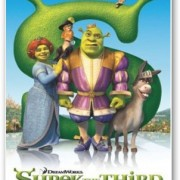 Shrek the Third Book & CD	史瑞克3 (書+CD)