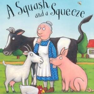 A Squash & A Squeeze 又窄又小的房子(附CD)有聲書