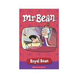 G與英國女王共進下午茶(1書1CD) Mr Bean: Royal Bean
