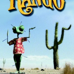 Rango Audio Pack (Popcorn Readers) 飆風雷哥西部冒險記