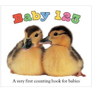 Baby 123 寶貝數數看 (厚頁書)