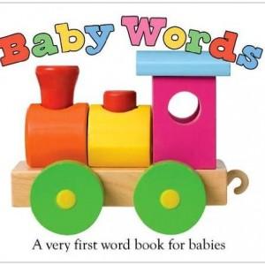 Baby Words 寶貝說說看(厚頁書)