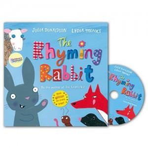 The Rhyming Rabbit 押韻兔(CD有聲書)