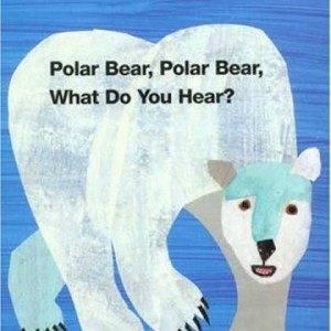 Polar Bear, What do you Hear?北極熊,你聽 (CD有聲書)