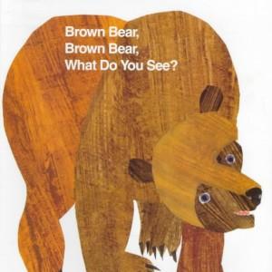 Brown Bear, What do you See?棕熊,你看到了什麼(CD有聲書)