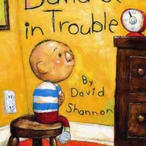 David Gets in Trouble 大衛闖禍了