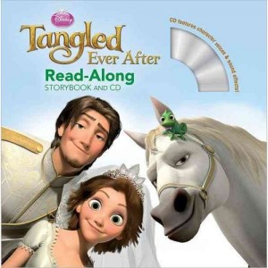 Tangled Ever After Read-Along Storybook + CD魔髮奇緣