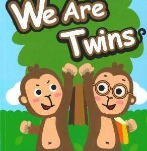 Reading Step 2 : We Are Twins 我們是雙胞胎(分級讀本)