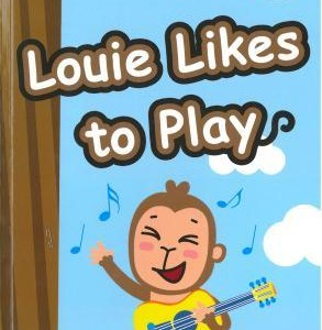 Reading Step Level 2 : Louie Likes to Play 愛玩的Loui
