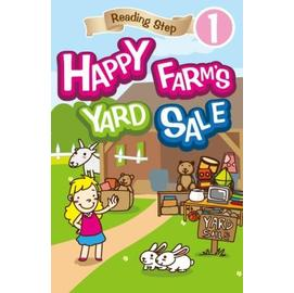 Reading Step 1 : Happy Farm's Yard Sale 開心農場