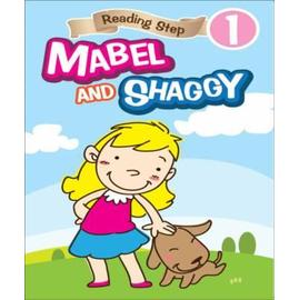 Reading Step Level 1 : Mabel and Shaggy 美寶與小狗(分級讀本