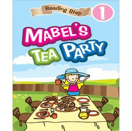 Reading Step 1 : Mabel's Tea Party 美寶的下午茶會(分