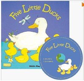 Five Little Ducks 五隻小鴨 (CD有聲書)