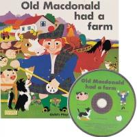 Old Macdonald had a Farm 王老先生有塊地 (CD有聲書)