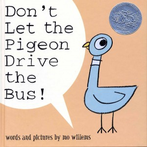 Don't Let the Pigeon Drive the Bus 鴿子想開車 (平裝繪本)