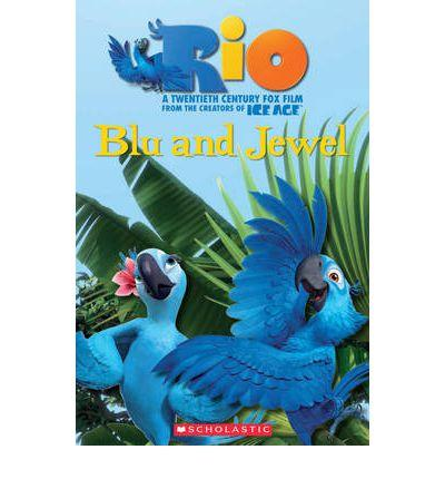 Rio: Blu and Jewel 里約大冒險:阿藍與珠兒 (CD有聲書)