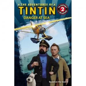 Tintin 2: Danger At Sea 丁丁歷險記 2:海上冒險 (CD有聲書)