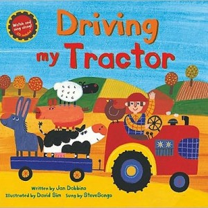 Driving My Tractor (附VCD) 我的農場生活  (附VCD)