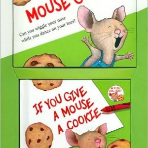 If You Give a Mouse a Cookie (Mini Book CD有聲書)