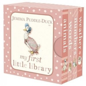 Jemima Puddle-Duck My First Little Library 母鴨潔瑪的故事