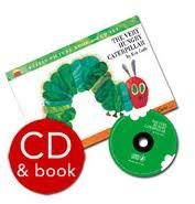 The Very Hungry Caterpillar餓到不行的毛毛蟲 (CD有聲書)