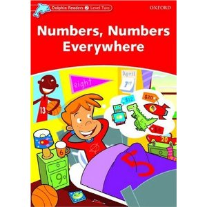 Numbers, Numbers Everywhere 數字無處不在 (讀本)