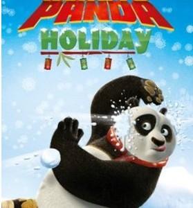 Kung Fu Panda Holiday -Level 1功夫熊貓感恩節特輯 (CD有聲書)