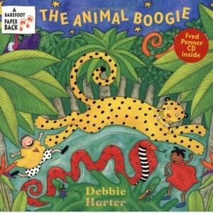 The Animal Boogie 動物搖滾派對(CD有聲書)
