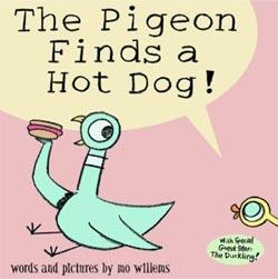 The Pigeon Finds a Hot Dog!不要讓鴿子發現熱狗!(名家繪本)