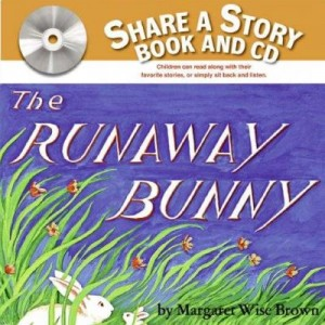 The Runaway Bunny 逃家小兔(CD有聲書)