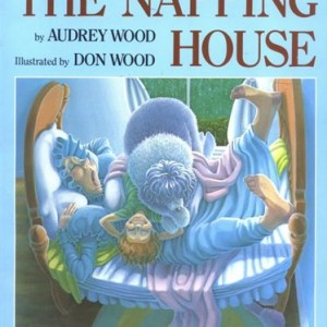 The Napping House 打瞌睡的房子 (CD有聲書)