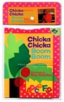 Chicka Chicka Boom Boom 押韻字母書 (CD有聲書)