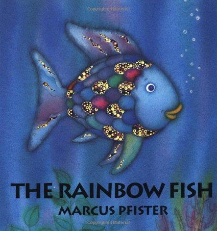 The Rainbow Fish 彩紅魚