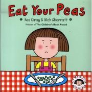 Eat Your Peas  討厭的豌豆 (平裝繪本)