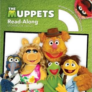 The Muppets 布偶歷險記(CD有聲書)