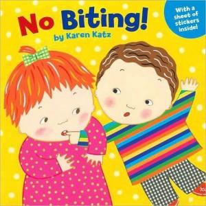No Biting! 不要咬人(平裝繪本)