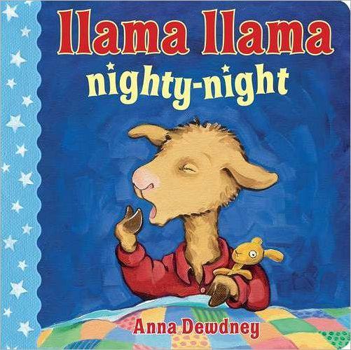 Llama Llama Nighty-Night 小小羊兒要睡覺 (厚頁書)