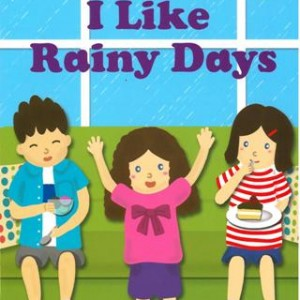 Reading Step Level 1:I Like Rainy Days 我喜歡下雨天