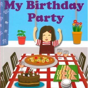 Reading Step Level 1 : My Birthday Party 我的生日派對